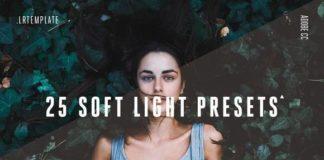 Набор 25 мягких пресетов - Adobe Lightroom