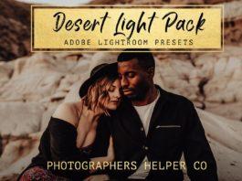 Desert Light LR Preset Pack