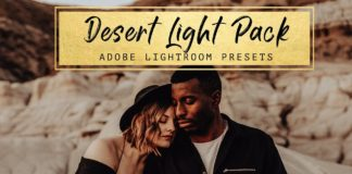 Desert Light LR Preset Pack