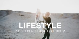Lifestyle Lightroom Preset Pack