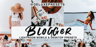 Mobile Blogger Lightroom Presets